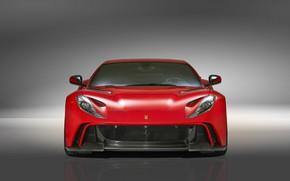 Картинка Ferrari, суперкар, вид спереди, Novitec, N-Largo, Superfast, 812, 2019