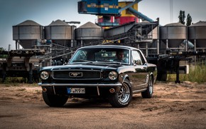 Картинка Muscle, Ford Mustang, Classic, Vehicle