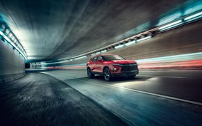 Картинка Chevrolet, Blazer, 2019, Blazer RS