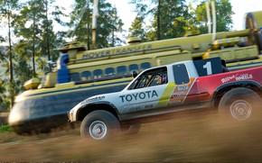 Картинка car, Train, Forza Horizon, Hovercraft, Forza Horizon 4
