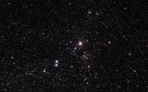 Картинка Chili, La Silla Observatory, MPG/ESO 2.2-metre telescope, Constellation Dorado, NGC 1978, LMC-Section