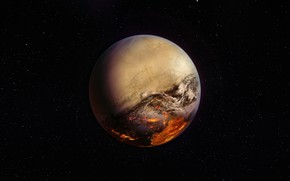 Картинка Звезды, Планета, Космос, Stars, Space, Planet, Jose Mikhail, by Jose Mikhail, T'uuli