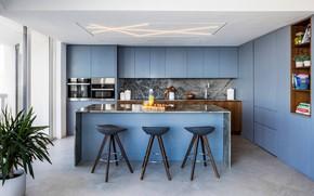 Картинка комната, интерьер, кухня, Williams Island