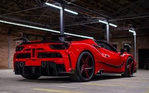 Картинка Ferrari, Mansory, Spider, 4XX, Ferrari 4XX Spider By Mansory