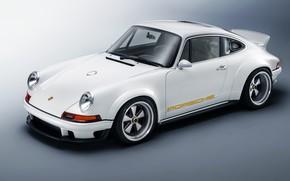 Картинка 911, Porsche, 2018, Singer DLS, Singer Vehicle Design, DLS