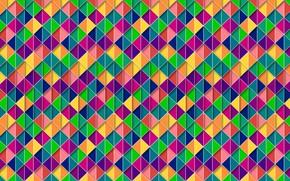 Картинка узор, краски, треугольник, кваДрат, теКСтура