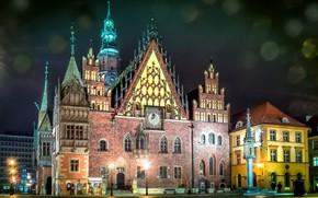 Картинка дома, Польша, Вроцлав