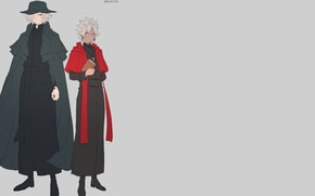 Картинка Fanart, Fate/Grand Order, Pixiv, Fanart From Pixiv, Pixiv Id 3936903, Kotomine Shirou (Fate/Apocrypha), Avenger (Edmond …