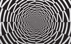 Картинка Линии, Фон, Иллюзия, Оптическая иллюзия, Обман, Обман зрения