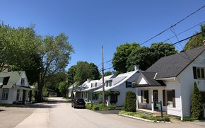 Картинка Canada, Quebec, Village of Cap-Santé