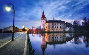 Картинка Czechia, South Bohemia, Zamek Blatna
