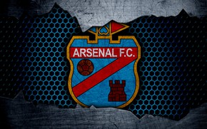 Картинка wallpaper, sport, logo, football, Arsenal Sarandí