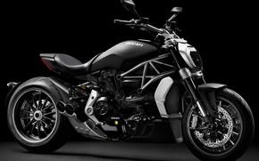 Картинка байк, Ducati, motorcycle, superbike, sportbike, motorbike, Ducati XDiavel, DUCATI XDiavel S