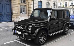 Обои город, внедорожник, Mercedes - Benz, G 63, Mercedes-AMG, Edition 463, Mercedes-AMG G 63 Edition 463
