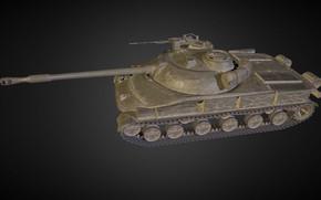 Картинка Россия, Объект 907, Опытный танк