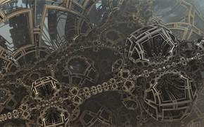 Картинка сеть, форма, 3д графика