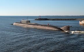 Картинка орел, лодка, подводная, атомная, проект 949а