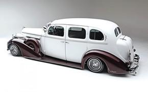 Картинка Car, Old, Vintage, Lowrider, Custom