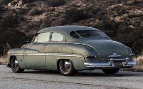 Картинка Hot Rod, Coupe, Old, Mercury