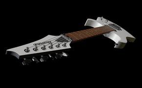 Картинка гитара, инструмент, электрогитара, ibanez
