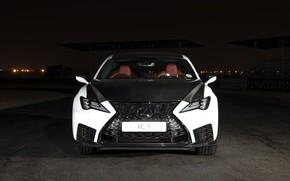 Картинка Lexus, вид спереди, Track Edition, RC F, 2019