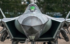 Картинка air force, J-20, fighter jet, fighter aircraft