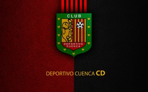 Картинка wallpaper, sport, logo, football, Deportivo Cuenca