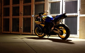 Картинка honda, motobike, cbr1000rr, fireblade, sport bike