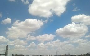 Картинка clouds, figures, imagination