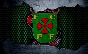 Картинка wallpaper, sport, logo, football, Pacos de Ferreira