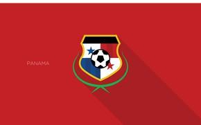 Картинка wallpaper, sport, logo, football, Panama