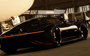 Картинка Concept, Авто, Мерседес, Концепт, Машины, Mercedes, Gran Turismo Sport