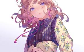 Картинка девушка, стиль, арт