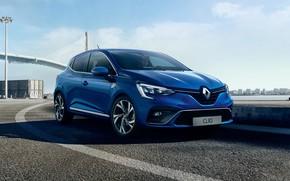Картинка Renault, Clio, хэтчбек, 2019, RS Line