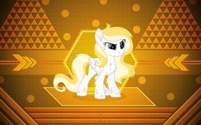 Картинка фон, пони, My Little Pony