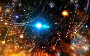 Картинка космос, звезды, небула