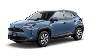 Картинка Toyota, Hybrid, Yaris, Cross, 2020, X
