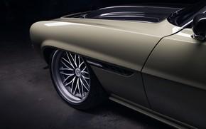Картинка Chevrolet, Диск, Колесо, 1969, Camaro, Chevrolet Camaro, Muscle car, Classic car, Wide Body Kit, Sports …