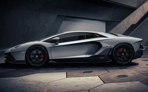 Картинка Lamborghini, design, tuning, V12, Ламборгини, super car, carbon fiber, 780 hp, Lamborghini Aventador LP 780-4 …