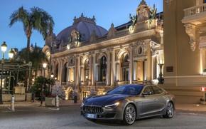 Обои Maserati, Ghibli S, GranLusso