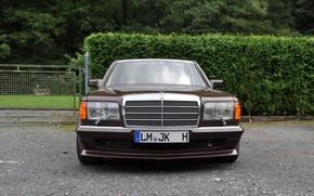 Картинка Mercedes - Benz, w126, w126 560 sel, s-classe, 560sel