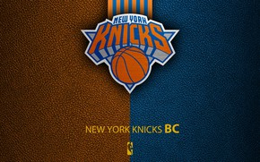 Картинка wallpaper, sport, logo, basketball, NBA, New York Knicks