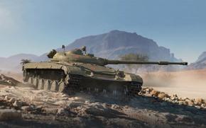 Картинка World of Tanks, ЛТ-432, ЛТ на базе танка Объект 432