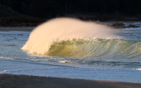 Картинка море, волны, волна