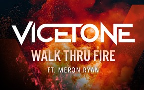 Картинка Music, Cover, Monstercat, Vicetone, Walk Thru Fire