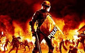 Картинка Urban Chaos: Riot Response, first-person shooter video game, Шутер от первого лица