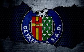 Картинка wallpaper, sport, logo, football, Getafe