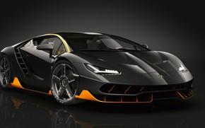 Картинка Авто, Lamborghini, Машина, Render, Design, Суперкар, Supercar, Передок, Спорткар, Sportcar, Lamborghini Centenario, Centenario, Transport & …