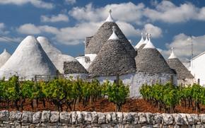 Картинка Италия, Альберобелло, труллы