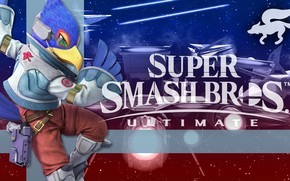 Картинка птица, персонаж, Super Smash Bros Ultimate